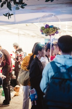 UMSU International Night Market 2019 | Melbourne University, Parkville